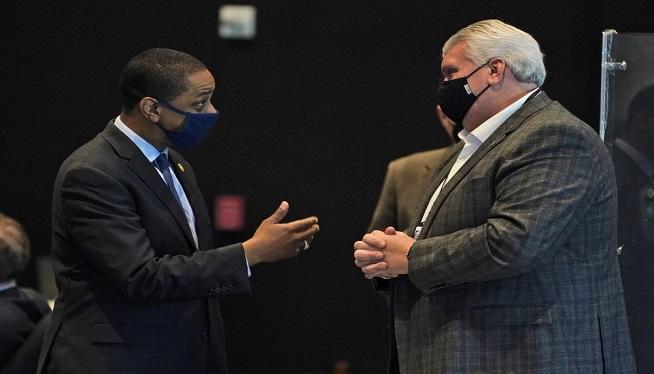 Virginia lawmakers OK Northam's changes to marijuana bill