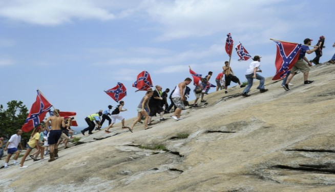 Stone Mountain Park denies permit for Confederate event