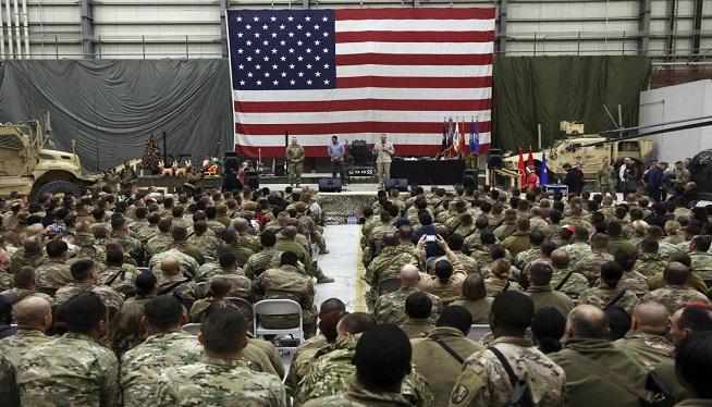 afghan troops ap