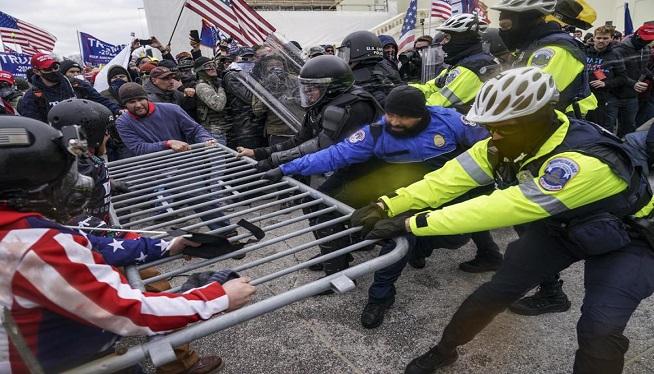 Capitol Riot AP