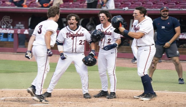 Virginia heads to CWS for 1st time since winning in 2015