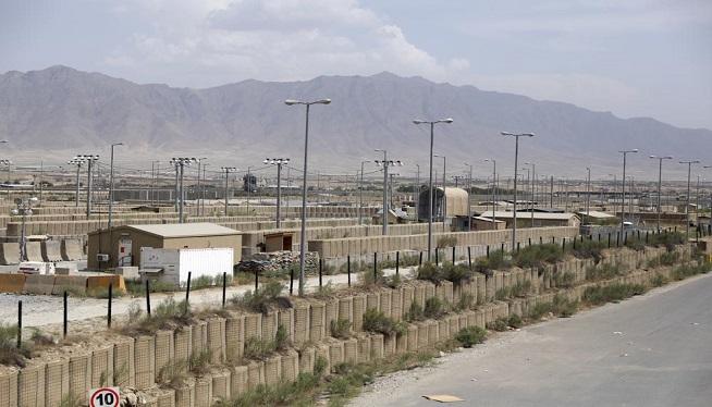 Bagram airfield AP