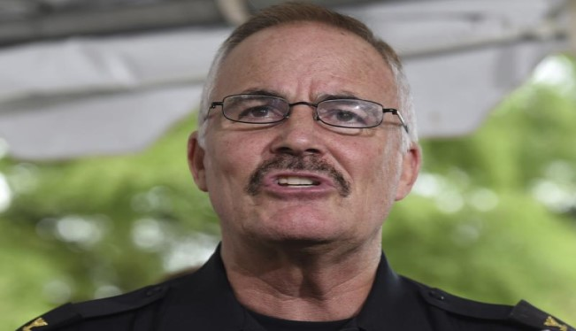 Former police chief in Montgomery County selected for Capitol Police