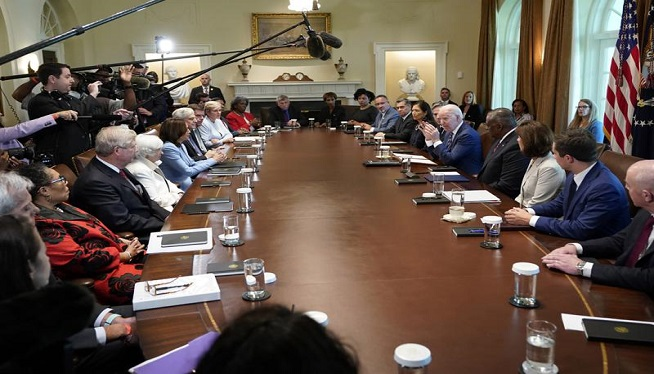 Biden cabinet 0720 AP