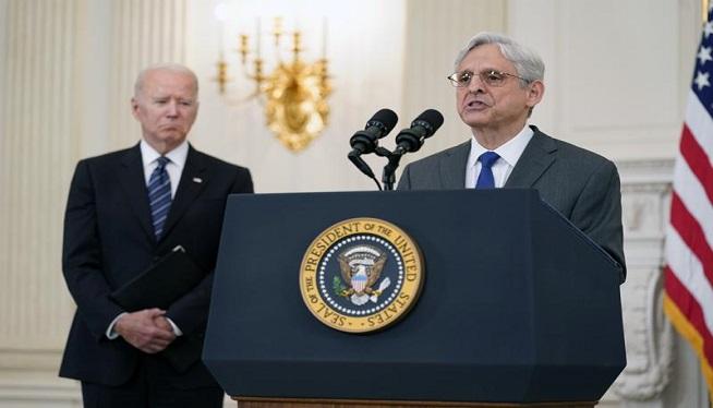 President Biden nominates 8 for U.S. attorney positions
