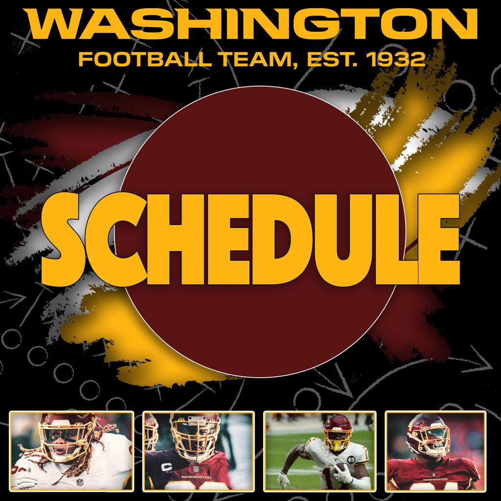 The Washington Football Team on WMAL