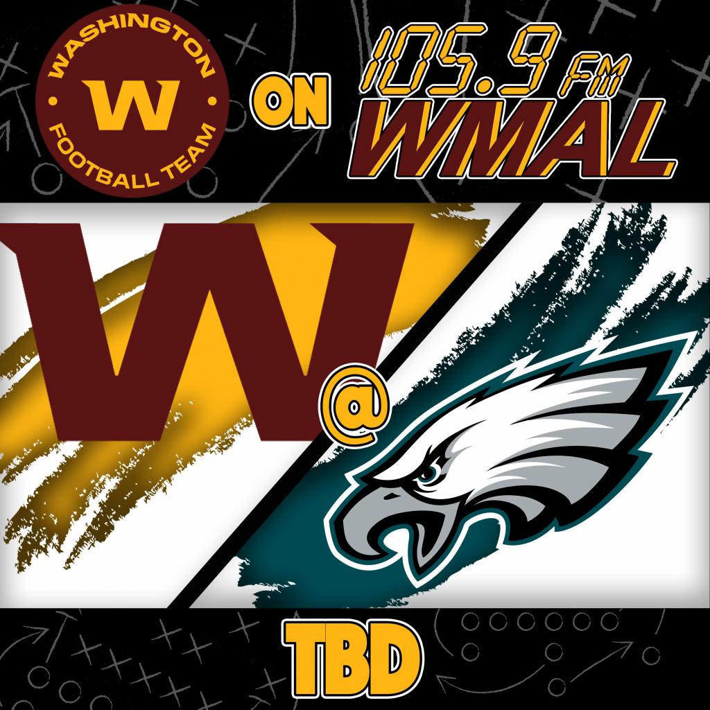 Washington Football Team 2021 Schedule