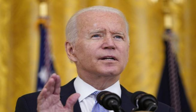 Biden orders tough new vaccination rules for federal workers