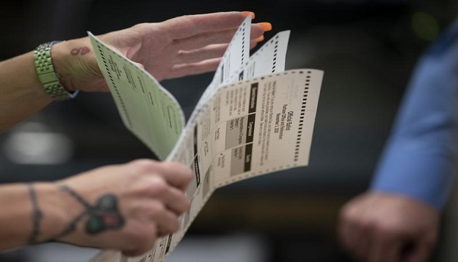 Report: Most federal election security money remains unspent