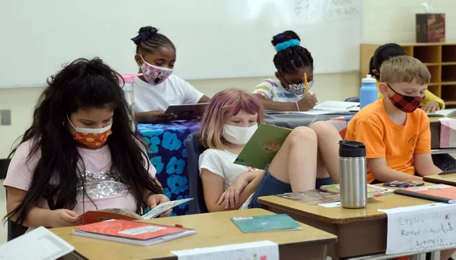 Maryland legislative panel votes to require masks in K-12
