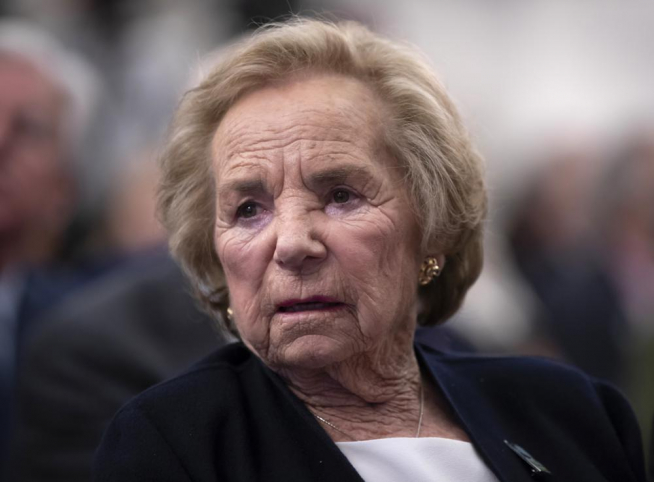 RFK wife Ethel Kennedy says assassin shouldn't be released