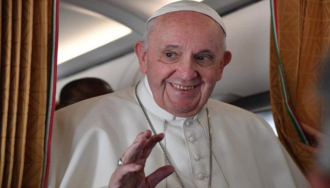 Pope questions vaccine skeptics, including cardinals