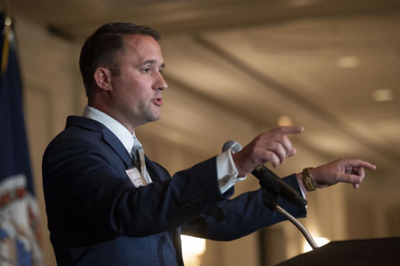 Virginia attorney general candidates face off in debate