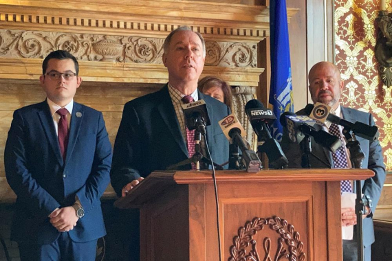 Wisconsin lawmakers send anti-abortion bills to governor