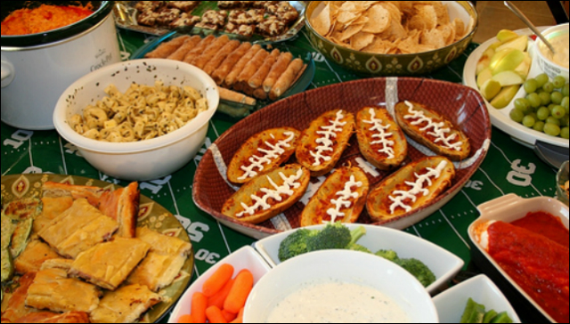 Best Football Party Snacks on Game Day