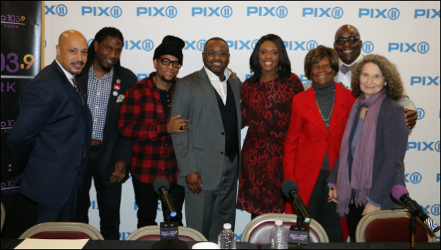 Video + Photos: Radio 103.9 & PIX 11 Town Hall Forum on Community Relations