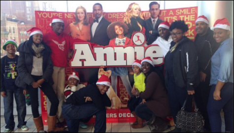 "Photos: ""Annie"" Screening"
