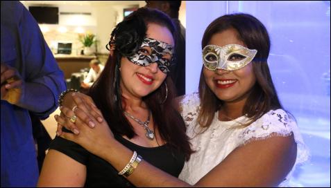 Radio 103.9's Masquerade Party 2014 [Video + Photos]