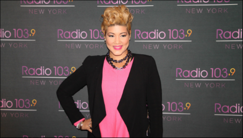 Tessanne Talks 'The Voice' Transition, Recording Her Album in New York and Ebola [Exclusive Video]
