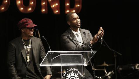 Ne-Yo's 3rd Annual Fostering A Legacy Benefit Interviews