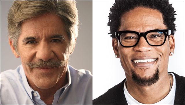 D.L. Hughley and Geraldo Rivera Talk Police Shooting in Jersey City [Audio]