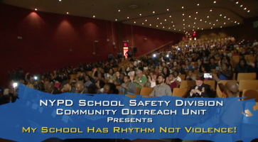 """My School Has Rhythm Not Violence!"" Highlights [Video]"