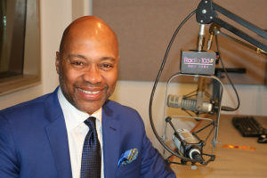 """Palmer Williams talks """"Love Thy Neighbor"""", Tyler Perry and more! [Exclusive Video]"""