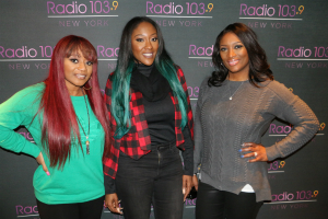 SWV talk about today's music, their divorce and remarriage, trends they set, and more! [Exclusive Video]