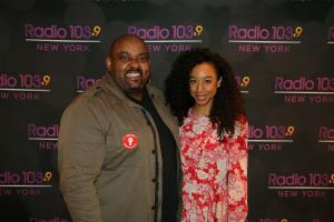 Corinne Bailey Rae on Radio 103.9! [Exclusive Video]