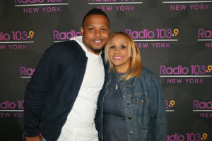 Todd Dulaney talks with Toya Beasley [Exclusive Video]