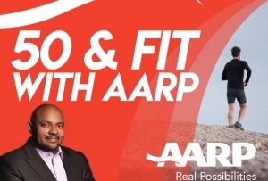 Get in shape with Marc Clarke & AARP