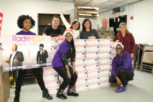 Radio 103.9 Brings the Holidays to Bonds of Courage! [Exclusive Video]