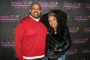 Leela James on Radio 103.9! [Exclusive Video]