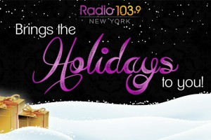 """Radio 103.9 Brings The Holidays"" To You Recap!"