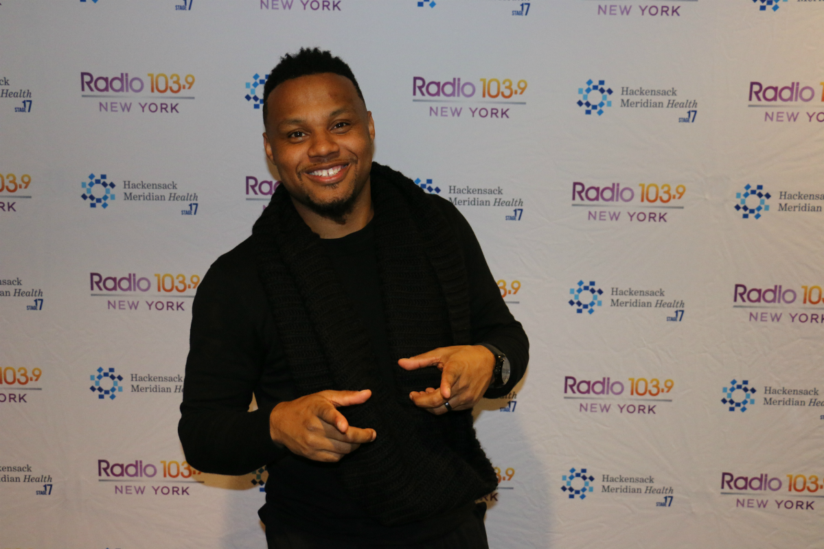 Todd Dulaney LIVE from HMH Stage 17! [Exclusive Video]