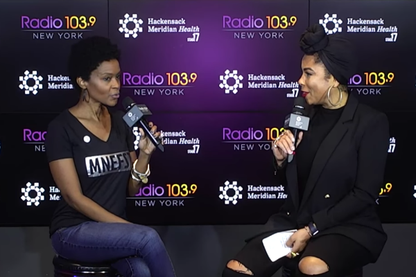 Kim Hawthorne Interview LIVE from HMH Stage 17! [Exclusive Video]