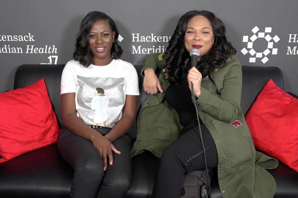 Asante McGee from Surviving R. Kelly talks with La Loca! [Exclusive Video]