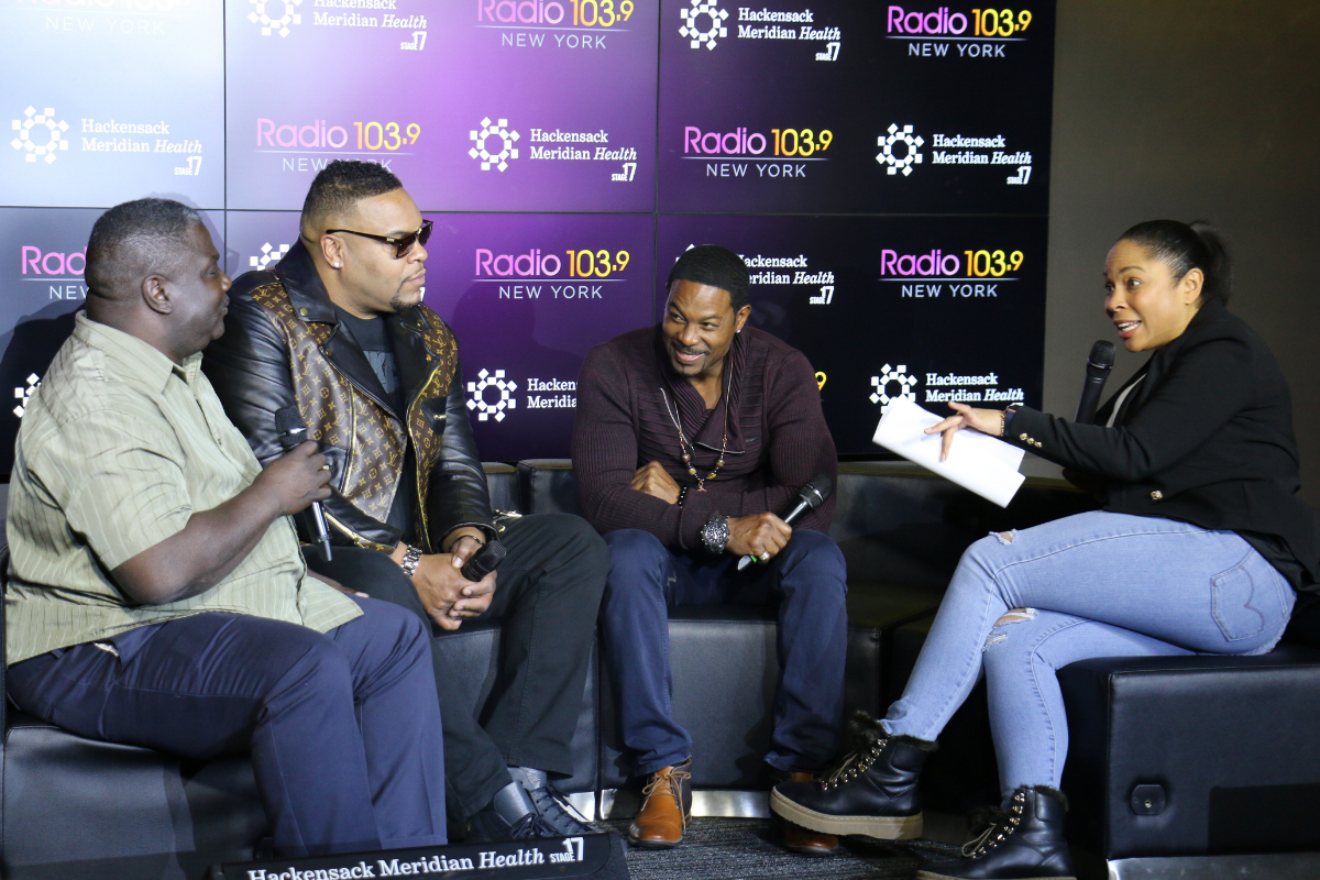 BET's The Family Business LIVE from HMH Stage 17! [Exclusive Video]