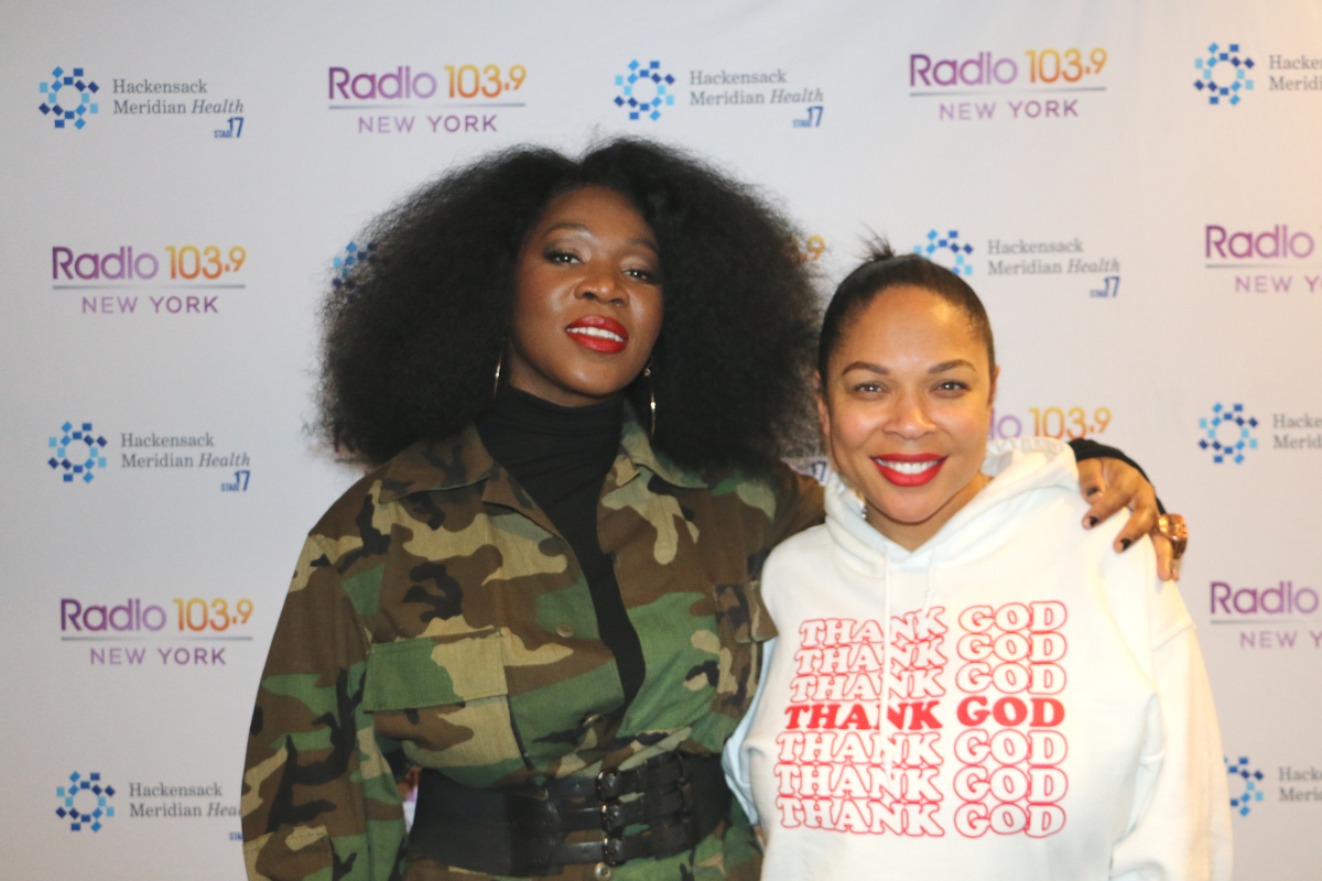 India Arie Live From HMH Stage 17! [Exclusive Video]
