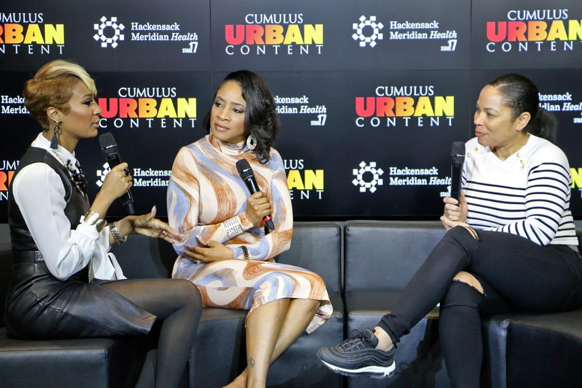 Cast of Love & Marriage: Huntsville LIVE from HMH Stage 17! [Exclusive Video]