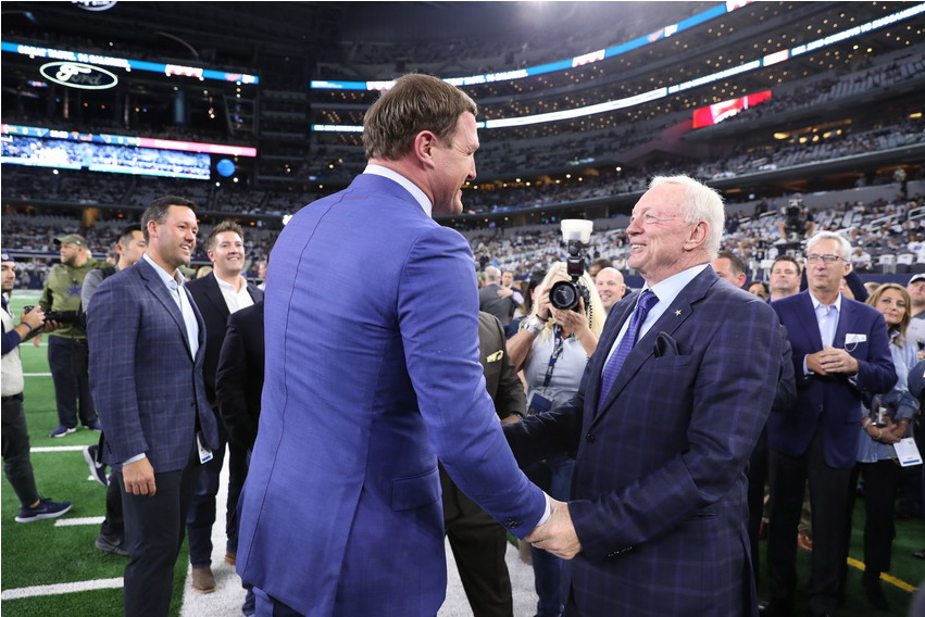 Jerry Jones Called Out… Again