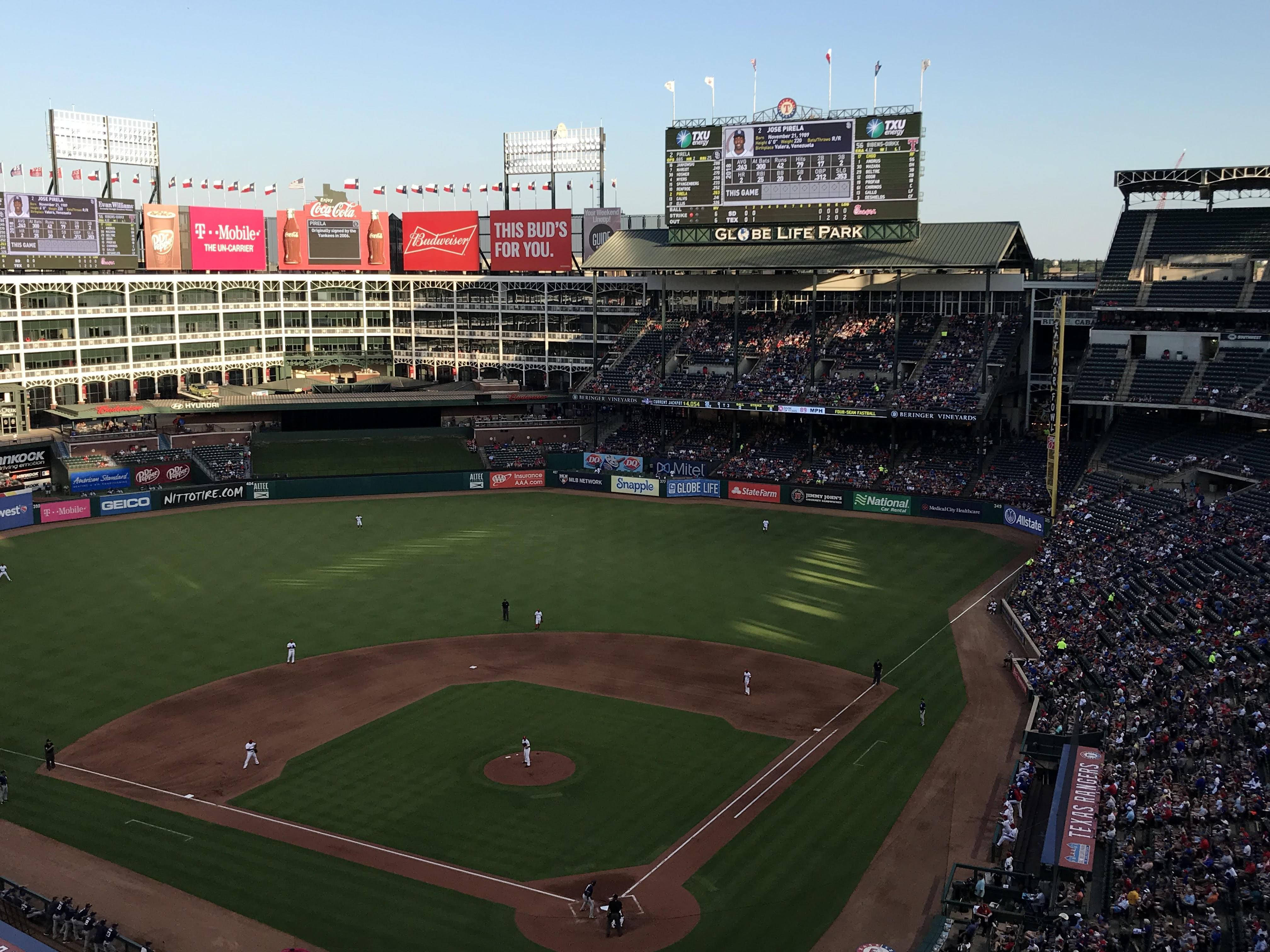 Rangers Wrap Up Podcast- Baseball is back!