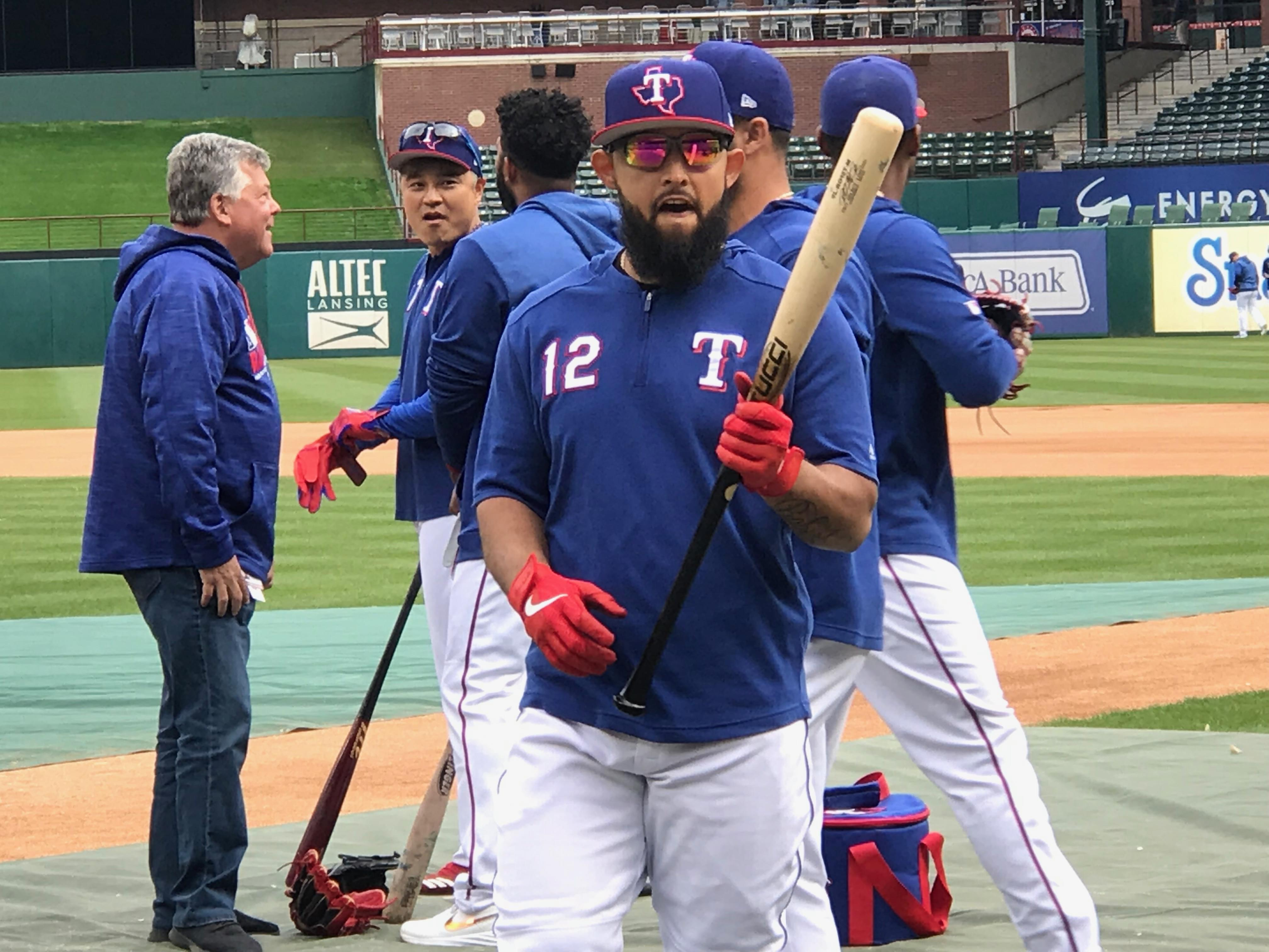 Rangers Wrap Up Podcast- Kevin Correa joins the show!