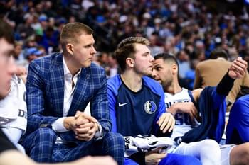 JaM: Tim MacMahon on What Happened With Kristaps, the Issue Starting to Affect Mavs