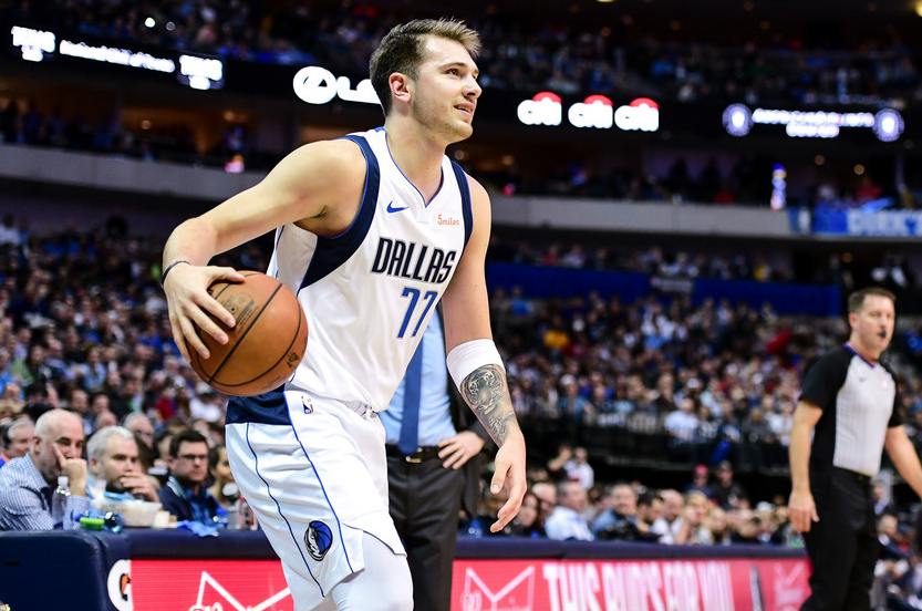 Chuck Cooperstein : The Change Luka Can Make Now to be Better, Changes in Clutch