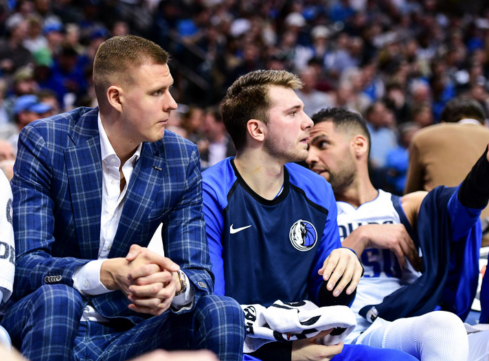 JaM: Tim Macmahon on Luka Doncic Potential, Dynamic Between Doncic and Porzingis