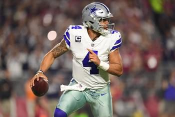 Football Firing Line: Dak Prescott makes Statement over Wentz and Eagles