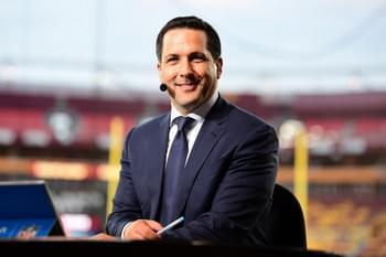 12-05 DAC Podcast – ESPN NFL Insider Adam Schefter talks Jerry, Garrett & Joking on Mike Greenberg