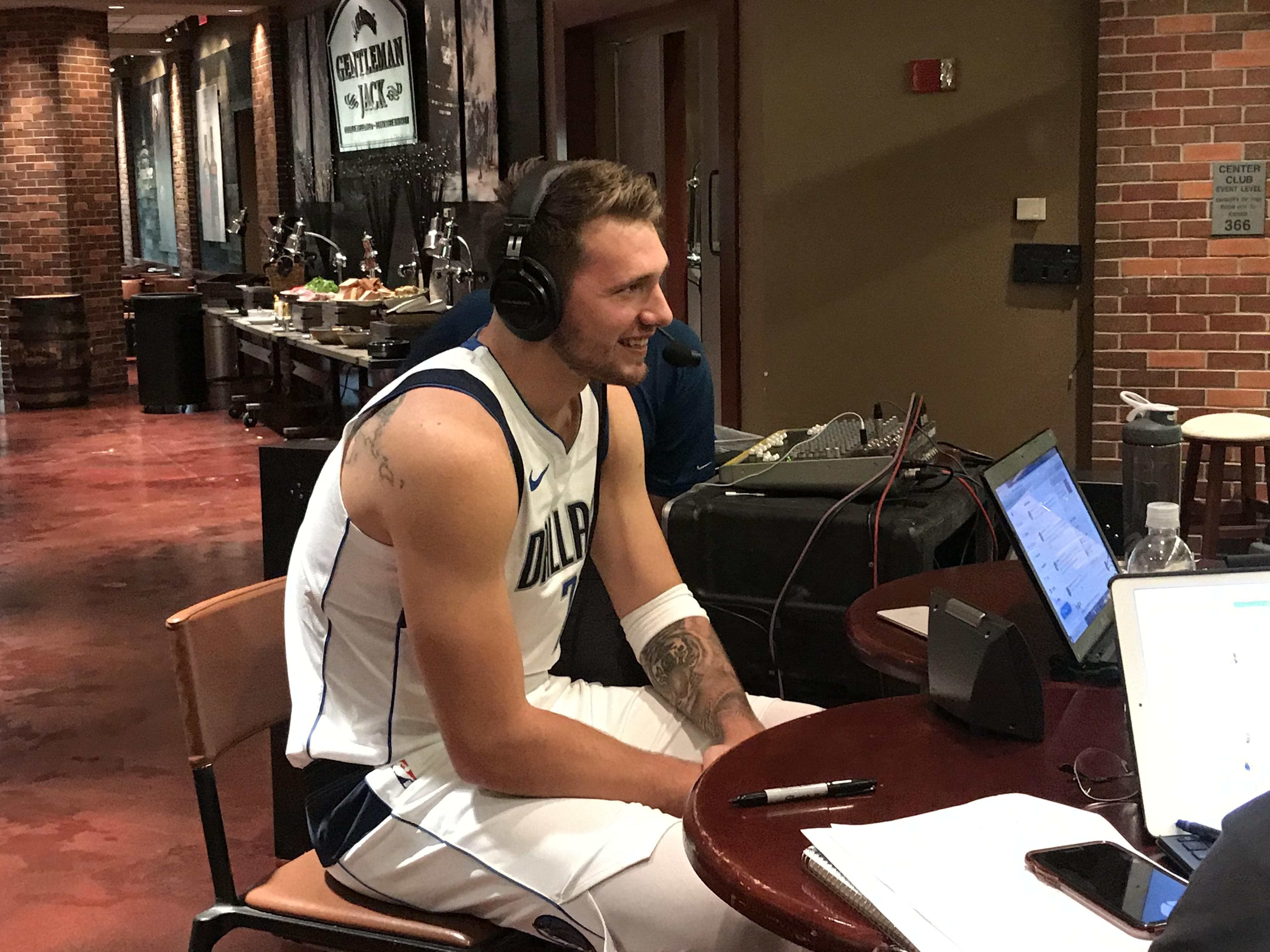 2-27 DAC Podcast – ESPN NBA Insider Tim MacMahon on Luka's Remarkable  Accomplishment