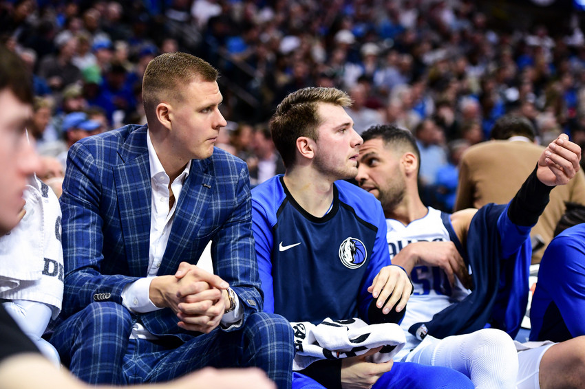 """3-02 DAC Podcast – """"Voice of the Mavs"""" Chuck Cooperstein talks Luka and KP"""